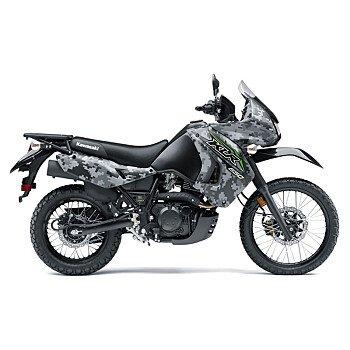 2018 Kawasaki KLR650 for sale 200689859