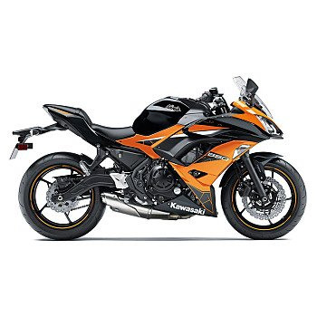 2019 Kawasaki Ninja 650 ABS for sale 200689900