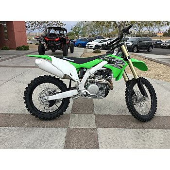 2019 Kawasaki KX450F for sale 200690076