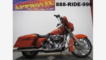 2007 Harley-Davidson Touring for sale 200691428