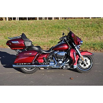 2017 Harley-Davidson Touring for sale 200691729