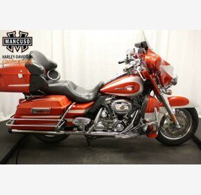 2008 Harley-Davidson CVO for sale 200691933