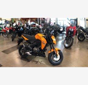 2019 Kawasaki Z125 Pro for sale 200692461