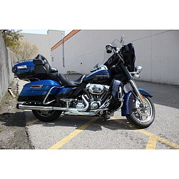 2014 Harley-Davidson CVO for sale 200692477