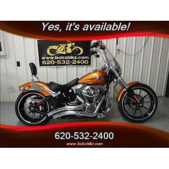 2014 Harley-Davidson Softail for sale 200692481