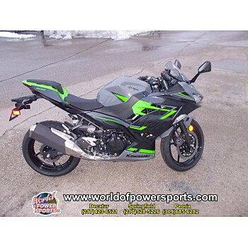 2019 Kawasaki Ninja 400 for sale 200692530
