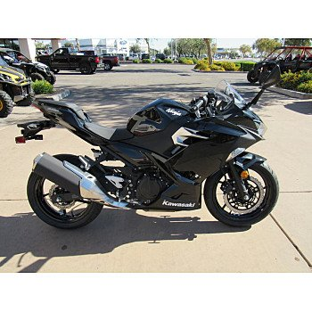 2019 Kawasaki Ninja 400 for sale 200692549