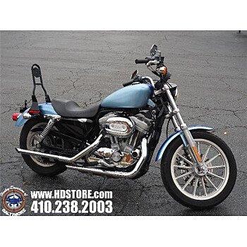 2006 Harley-Davidson Sportster for sale 200693632