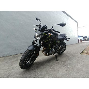 2019 Kawasaki Z650 for sale 200694668