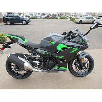 2019 Kawasaki Ninja 400 for sale 200694900