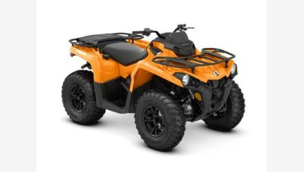 2019 Can-Am Outlander 570 DPS for sale 200695306