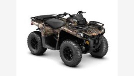2019 Can-Am Outlander 570 DPS for sale 200695308