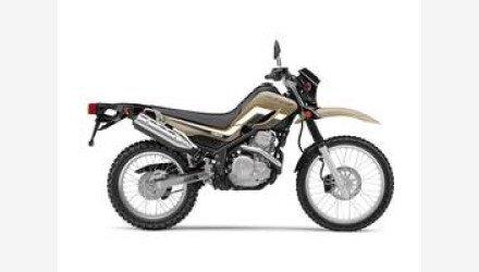 2019 Yamaha XT250 for sale 200696142