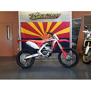 2019 Honda CRF250R for sale 200697169