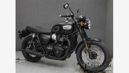 2019 Triumph Bonneville 1200 Motorcycles for Sale - Motorcycles on