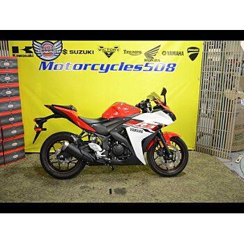 2015 Yamaha YZF-R3 for sale 200697806