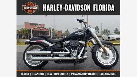 2019 Harley-Davidson Softail Fat Boy 114 for sale 200698046