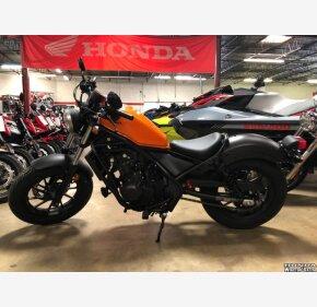 2019 Honda Rebel 500 for sale 200698204