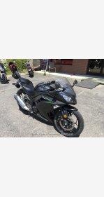 2016 Kawasaki Ninja 300 for sale 200698529