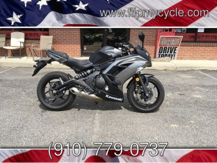 2014 Kawasaki Ninja 650 For Sale Near Fayetteville North Carolina