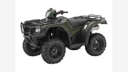 2018 Honda FourTrax Foreman Rubicon 4x4 Automatic for sale 200698895