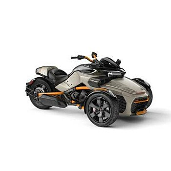 2019 Can-Am Spyder F3-S for sale 200699093