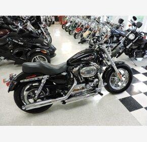 2012 Harley-Davidson Sportster 1200 Custom for sale 200699712
