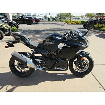 2019 Kawasaki Ninja 400 for sale 200699847