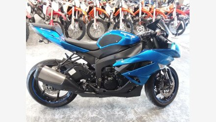 2009 Kawasaki Ninja ZX-6R for sale 200700044