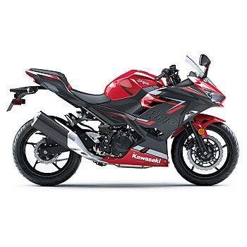 2019 Kawasaki Ninja 400 for sale 200700070