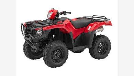 2018 Honda FourTrax Foreman Rubicon for sale 200700348