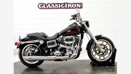 2017 Harley-Davidson Dyna Low Rider for sale 200700380