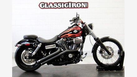 2013 Harley-Davidson Dyna for sale 200700384