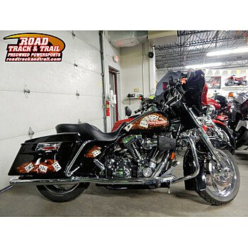 2008 Harley-Davidson Touring for sale 200700403