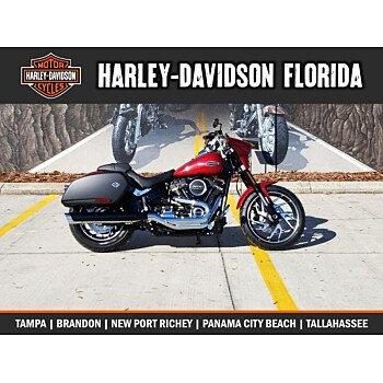 2019 Harley-Davidson Softail Sport Glide for sale 200700611