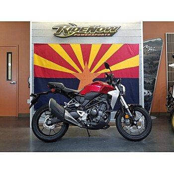 2019 Honda CB300R for sale 200700717