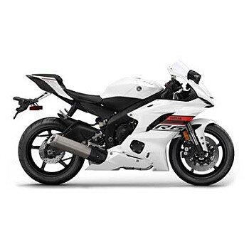 2019 Yamaha YZF-R6 for sale 200701089