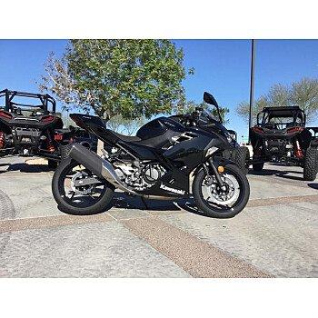 2019 Kawasaki Ninja 400 for sale 200701098