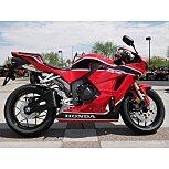 2018 Honda CBR600RR for sale 200701125