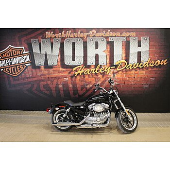 2016 Harley-Davidson Sportster for sale 200701515