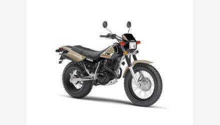 2019 Yamaha TW200 for sale 200701699