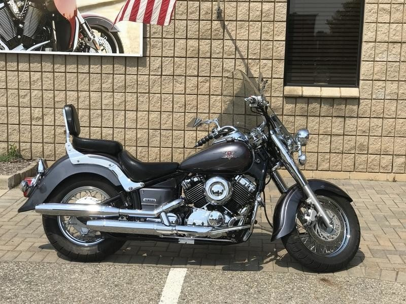 2005 yamaha v star 650 motorcycles for sale motorcycles on autotrader 2005  yamaha v star 650