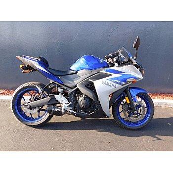 2015 Yamaha YZF-R3 for sale 200702314