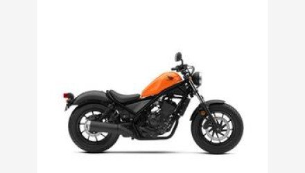 2019 Honda Rebel 300 ABS for sale 200702607