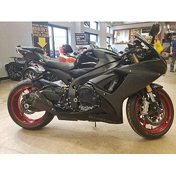 2016 Suzuki GSX-R750 for sale 200702769