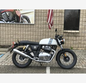2019 Royal Enfield Continental GT for sale 200702817