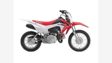 2018 Honda CRF110F for sale 200703043