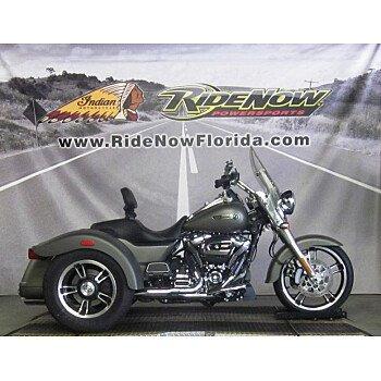 2018 Harley-Davidson Trike Freewheeler for sale 200704389