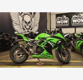 2014 Kawasaki Ninja 300 for sale 200704416