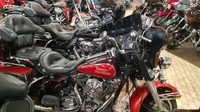 1991 Harley-Davidson Touring Motorcycles for Sale